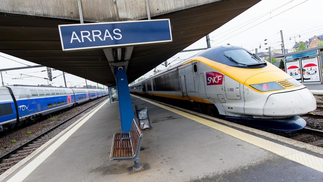 Neuf TGV sur dix lundi,