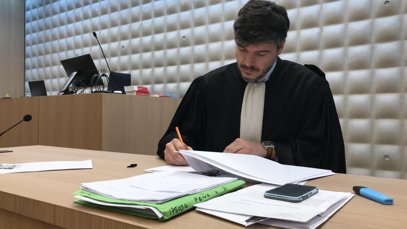 La cour d'assises condamne à huit ans de prison un Haubourdinois