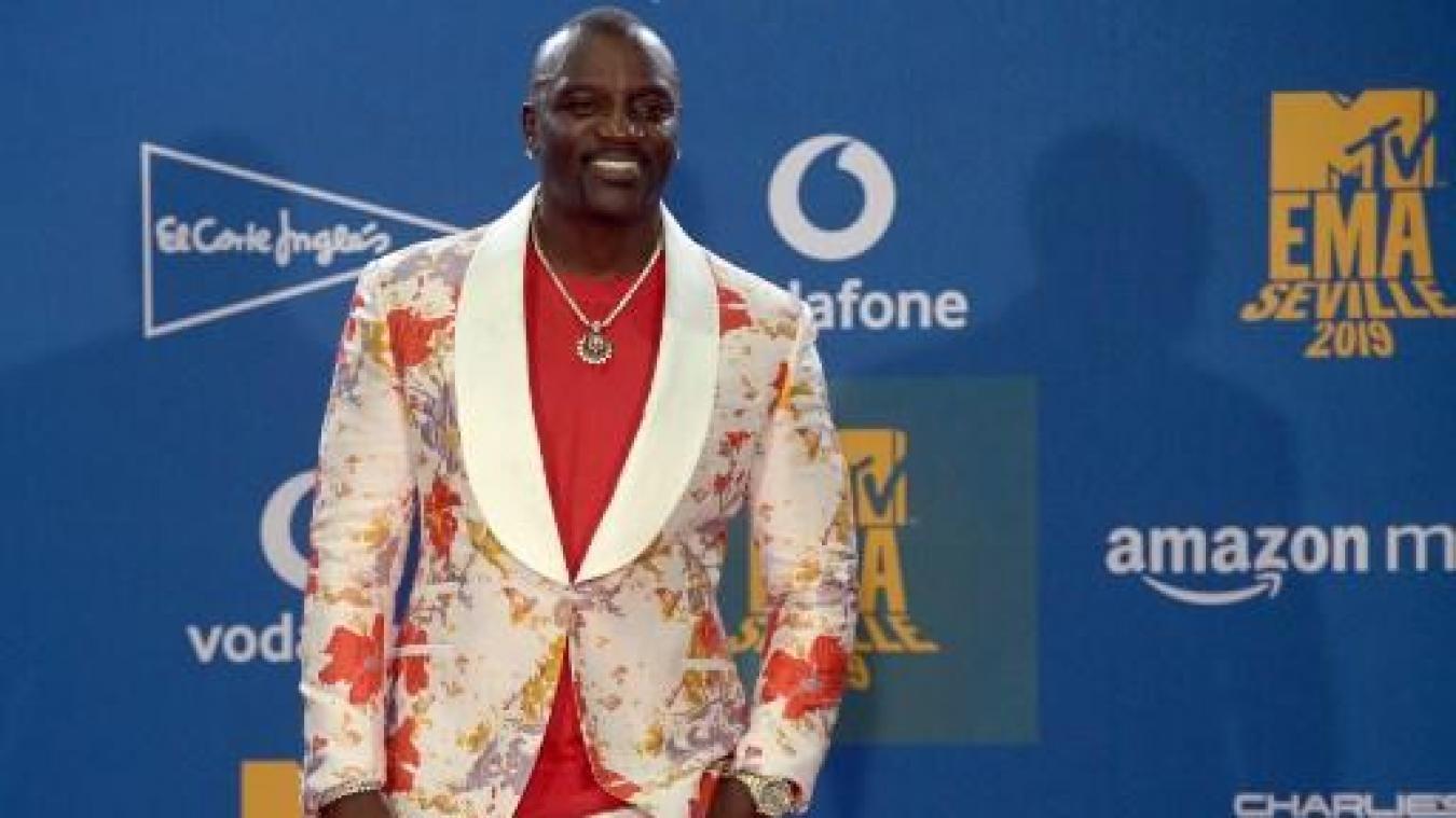 Le rappeur Akon se lance dans l'écotourisme et crée Akon city