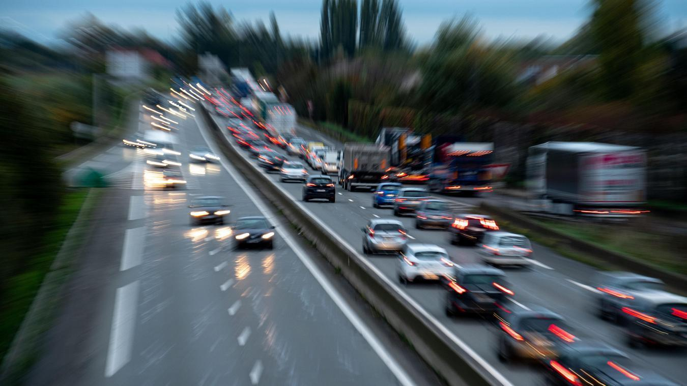 Le trafic enfin fluide en direction de Lille