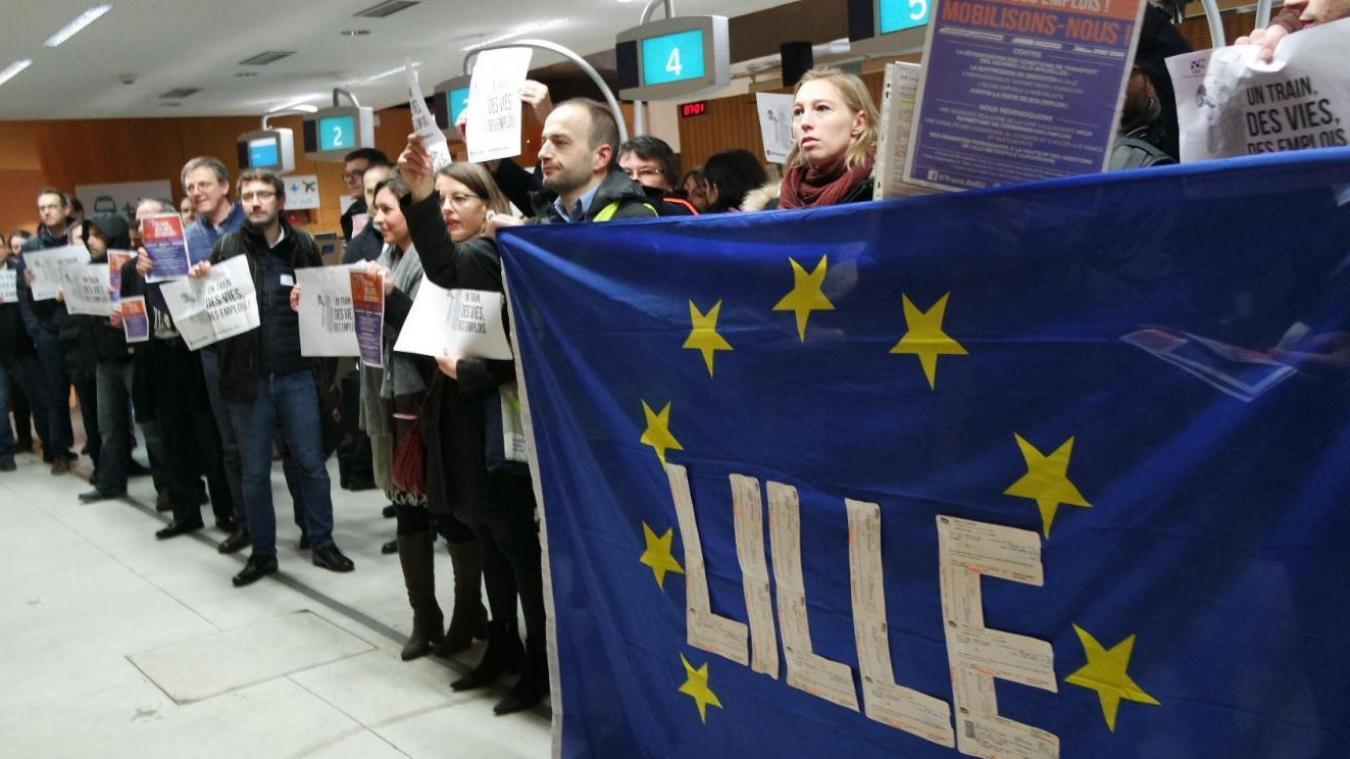 Lille-Bruxelles reste «une galère quotidienne», selon les navetteurs de Train Life
