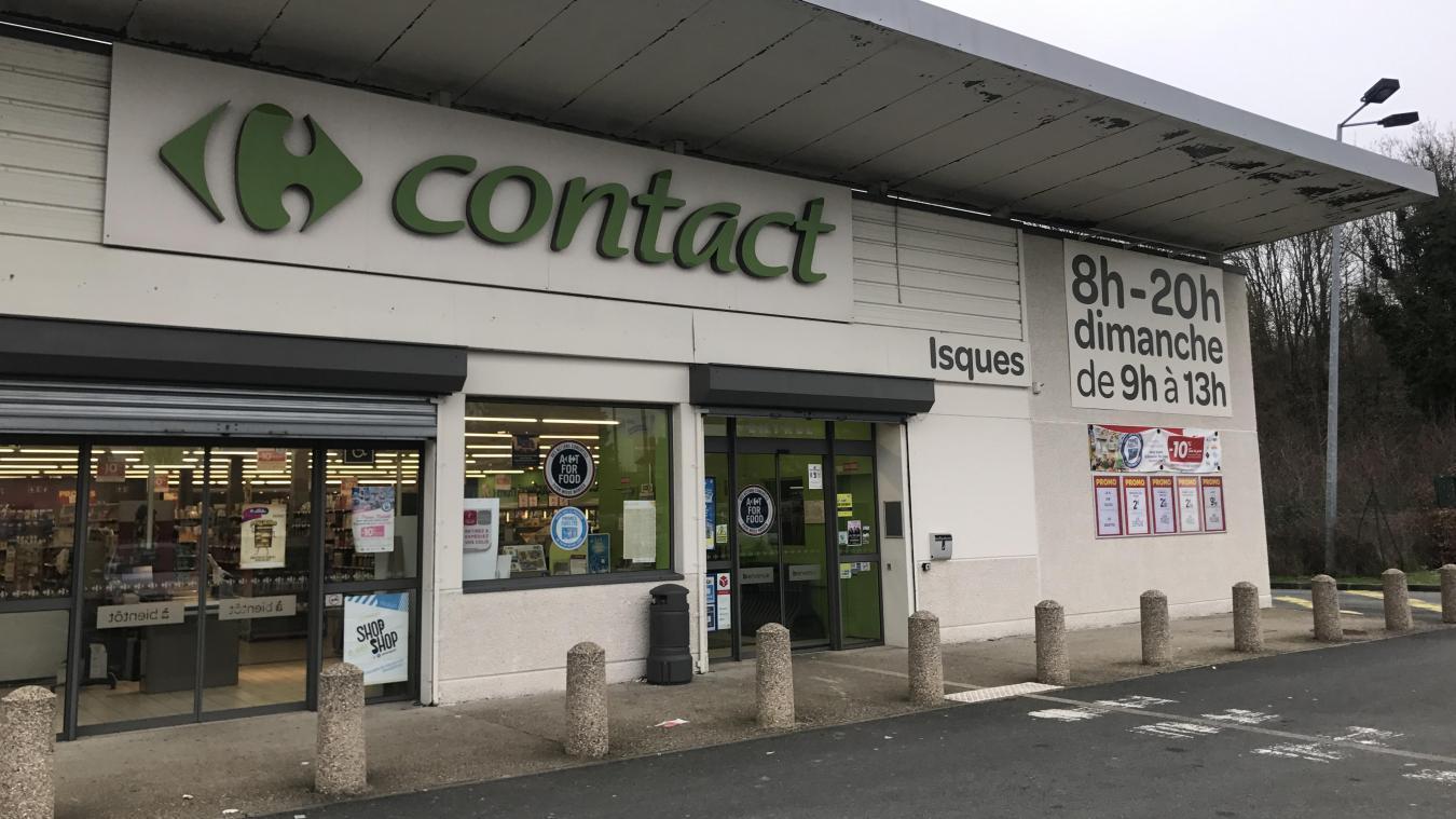 Le Carrefour Contact D Isques Fermera Ses Portes Mi Mars