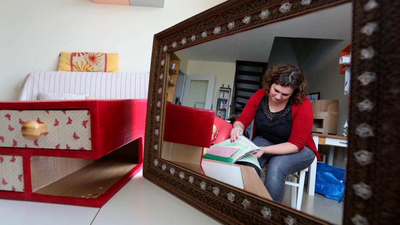 A Bethune Des Meubles Solides En Carton Et Bientot Des Ateliers Pour Apprendre A Les Construire