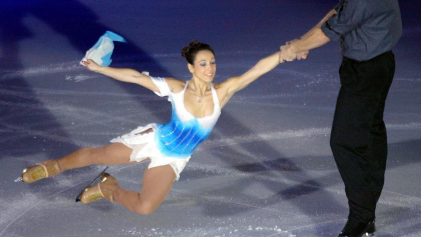 Sarah Abitbol a été dix fois championne de France de patinage artistique et médaillée de bronze aux Mondiaux 2000