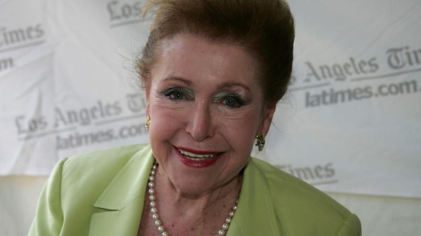 Littérature - L'écrivaine américaine Mary Higgins Clark est morte