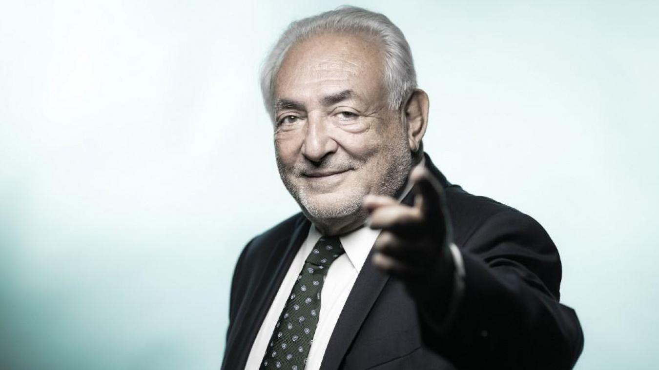 Netflix prépare un documentaire sur Dominique Strauss-Kahn — DSK