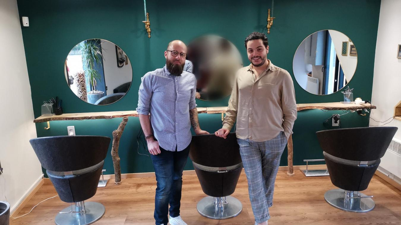 Concept Coiffure by Alex & Chris, un nouveau salon de coiffure et barbe à  Chéreng