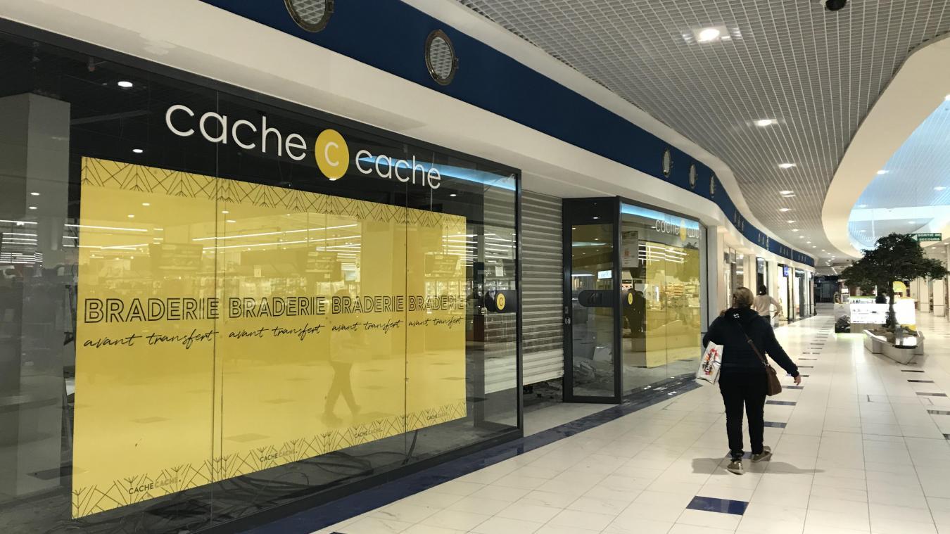 Leclerc Outreau La Boutique Cache Cache Ferme Un Mois Pour Travaux