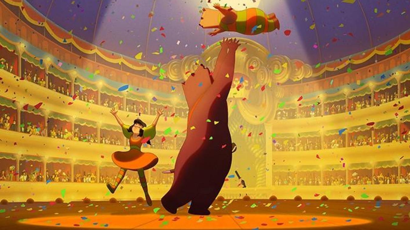 - Villeneuve-d'Ascq: au Méliès, des films, des dessins animés et des animations rien que pour les enfants