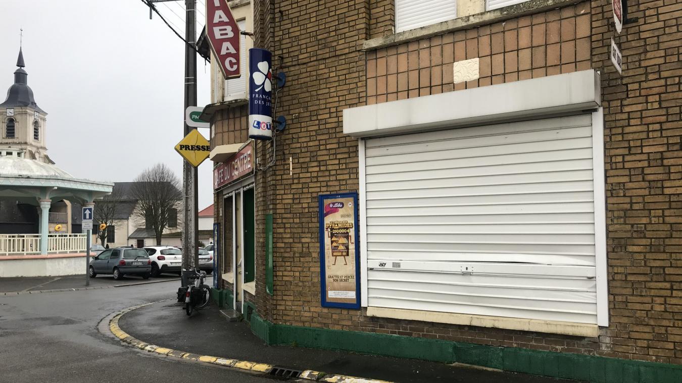 Deux Bars Tabacs Haillicourtois Attaques La Meme Nuit