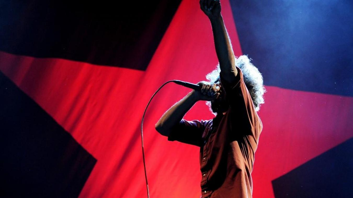 Rage Against The Machine, première tête d'affiche du festival Rock en Seine