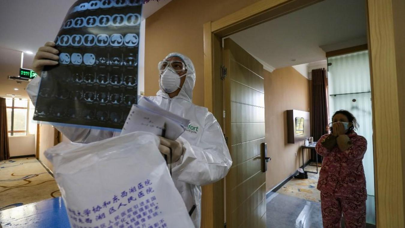 1.380 morts en Chine — Coronavirus