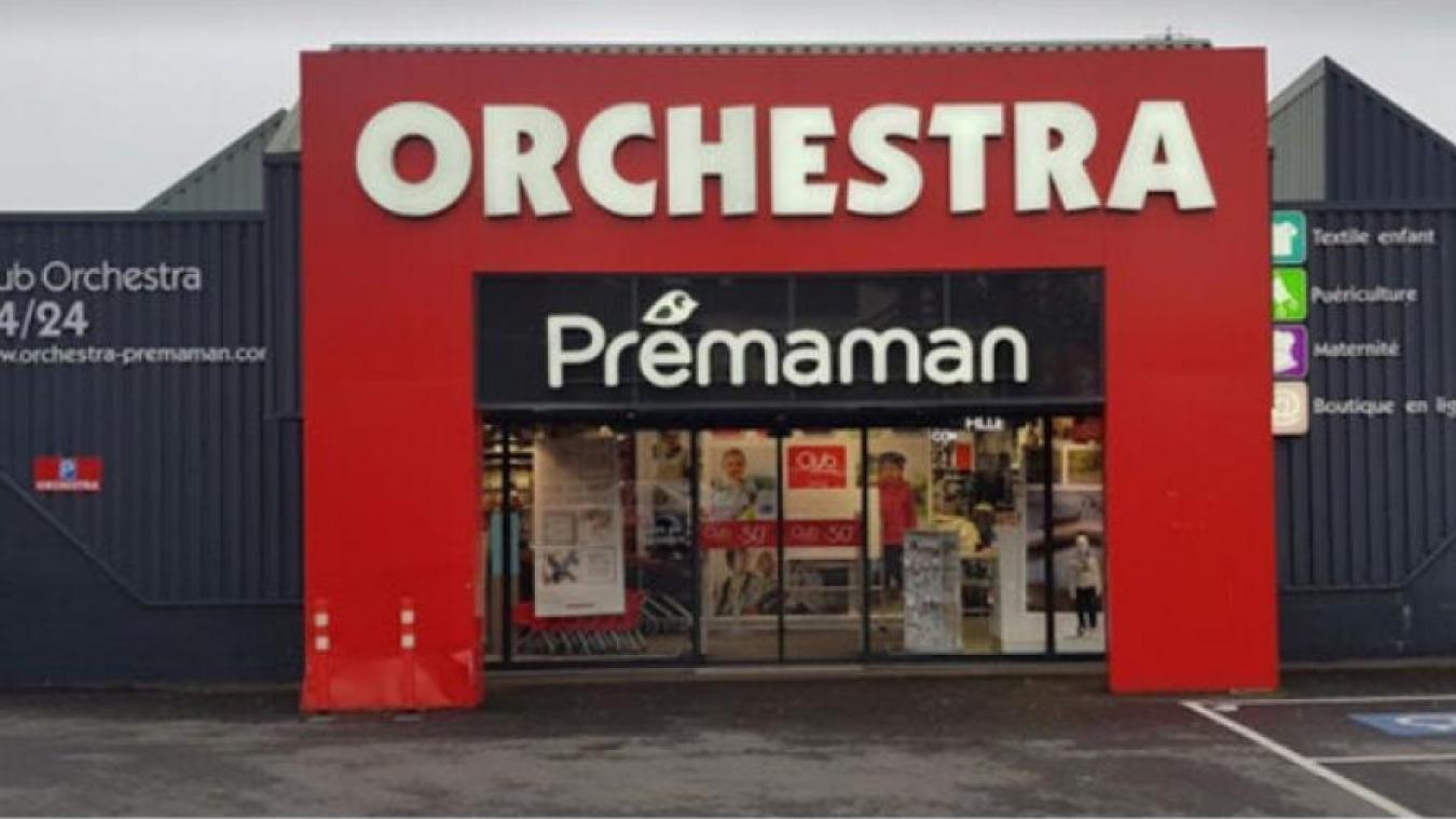 Orchestra-Prémaman va supprimer 159 postes en France et 300 à l'étranger