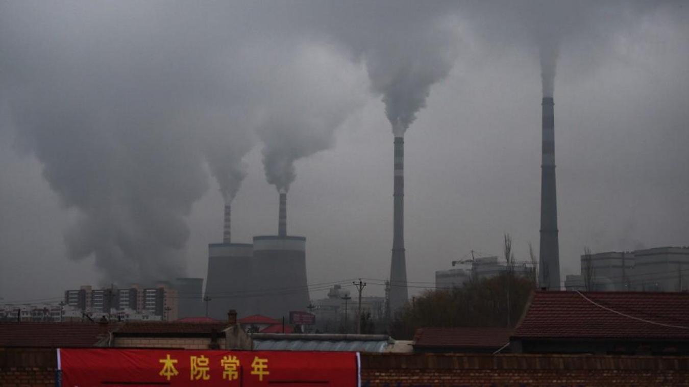 La paralysie chinoise fait chuter le CO2 — Coronavirus