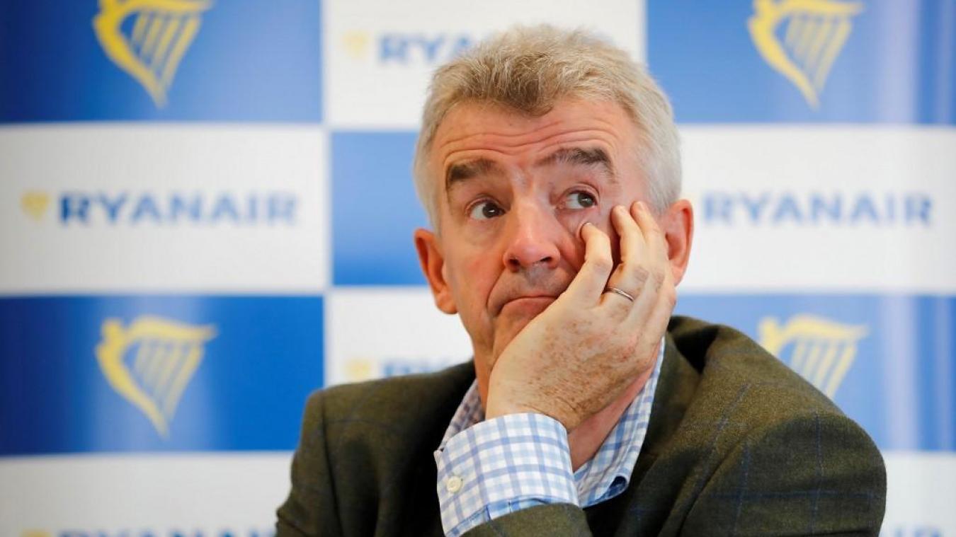 La patron de Ryanair au cœur d'une nouvelle polémique