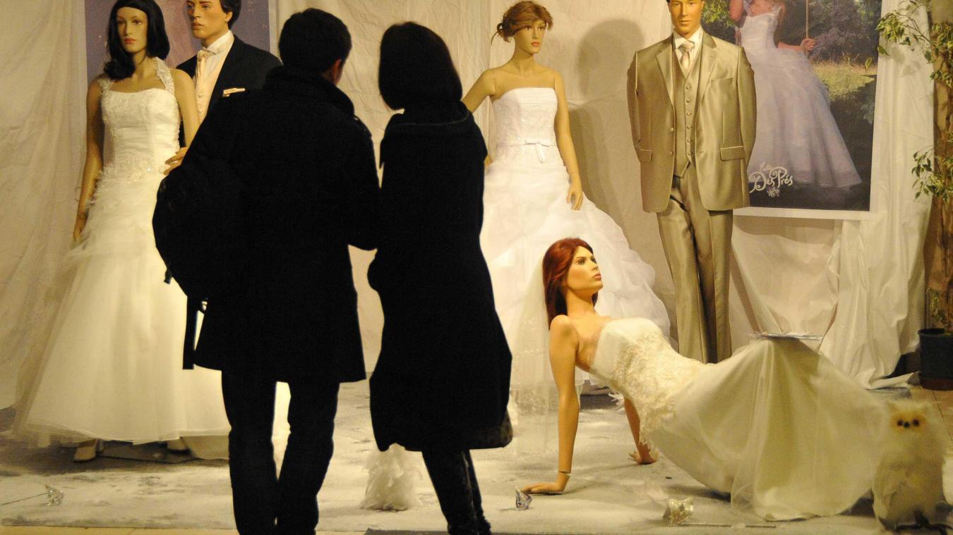 Premier dépôt-vente de la robe de mariée