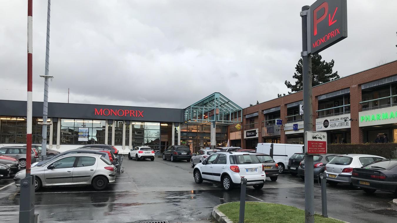 - Revirement à Marcq-en-Barœul : le projet Monoprix est abandonné, seul le magasin sera rénové
