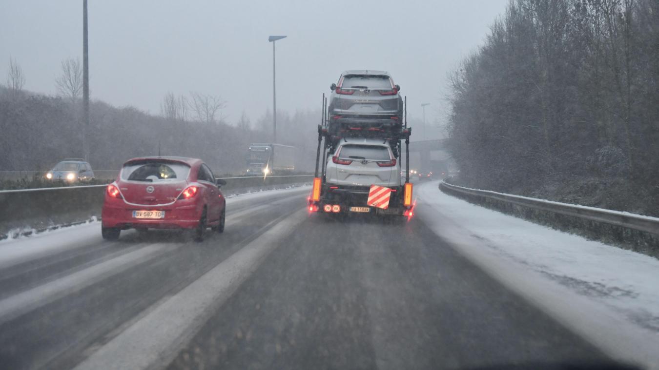 Météo: Nord et Pas-de-Calais placés en vigilance orange neige et verglas