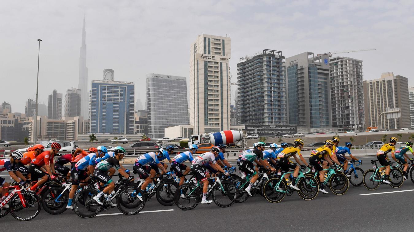 Malbouffe, ennui et attente...Confiné dans un hôtel d'Abu Dhabi, le cycliste Stéphane Rossetto n'en peut plus — Coronavirus