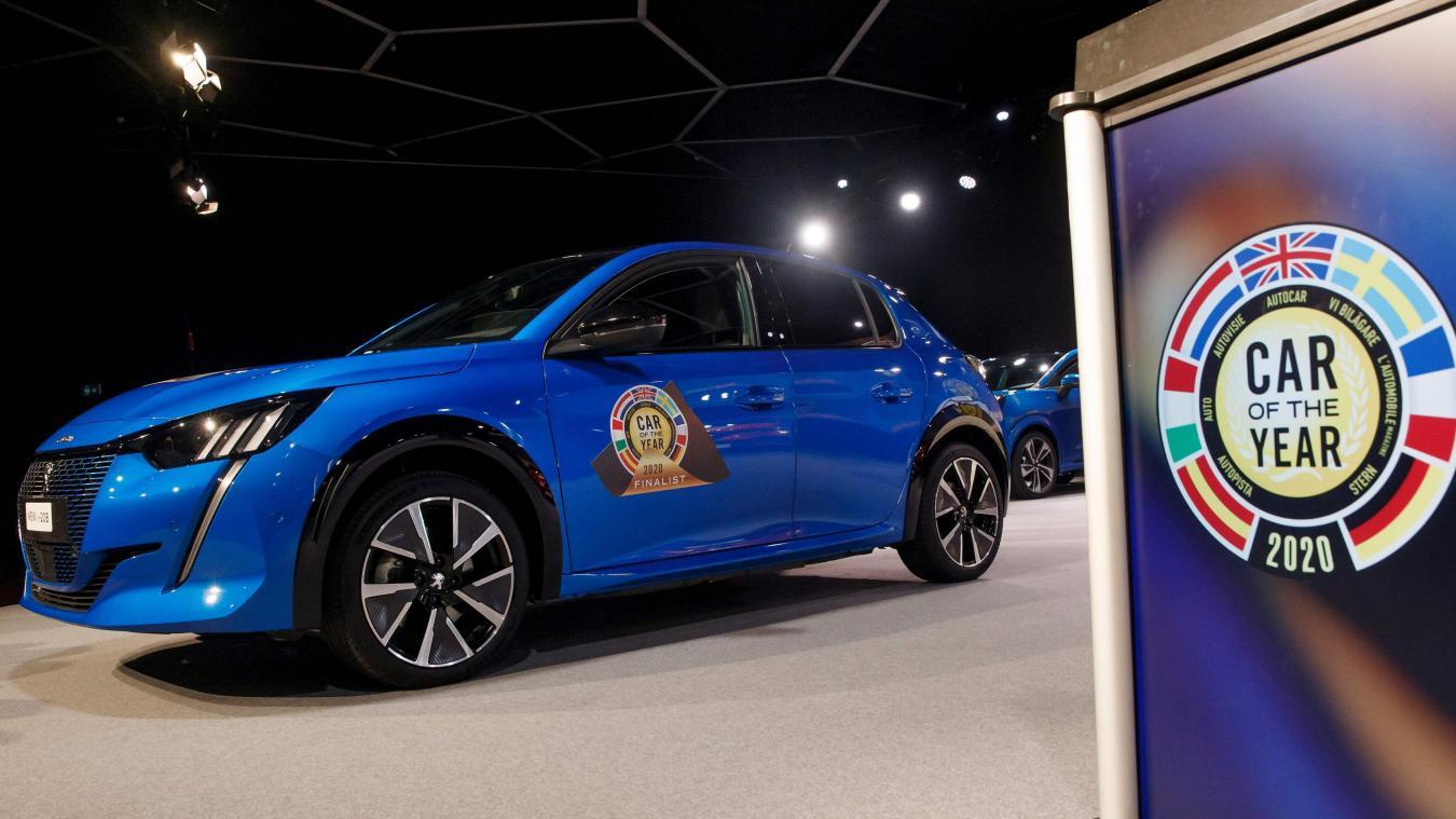 La Peugeot 208 est élue