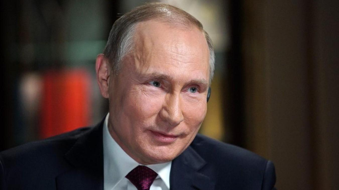 Vladimir Poutine propose d'interdire le mariage homosexuel dans la Constitution — Russie