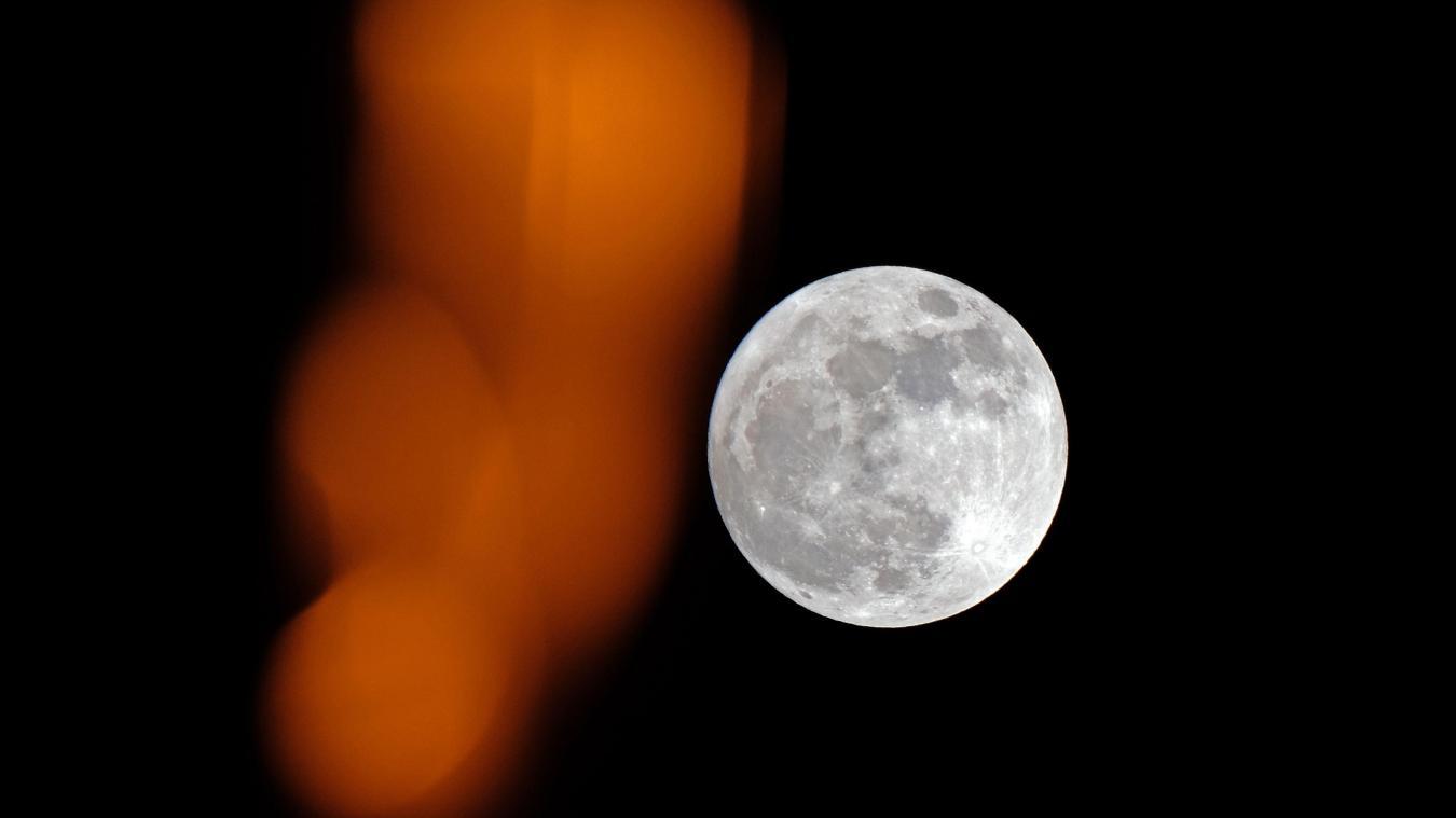 Astronomique : La « pleine lune de ver » visible ce lundi 9 mars – inside news :