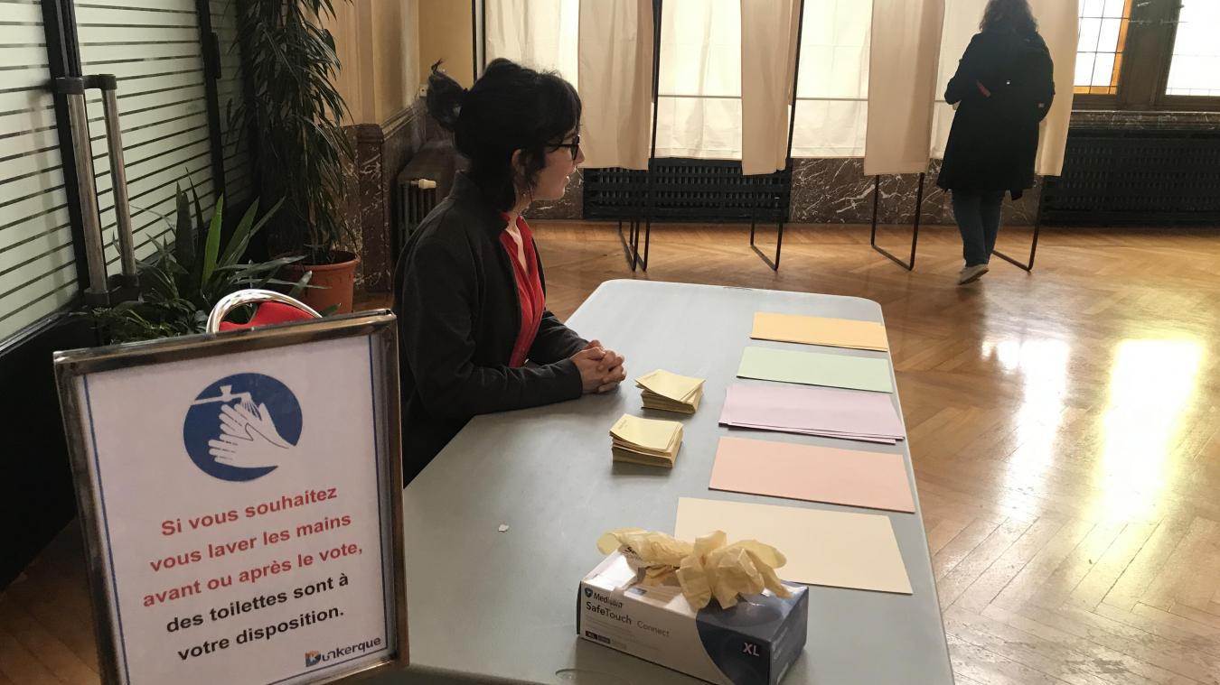 Dunkerque les bureaux de vote s organisent pour faire - Organisation bureau de vote ...