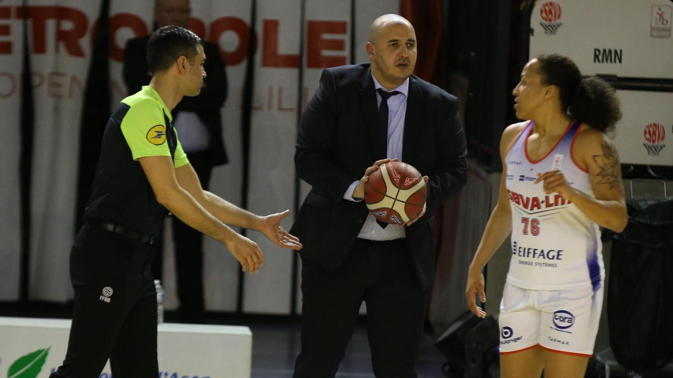 France : Toutes les compétitions de basket suspendues