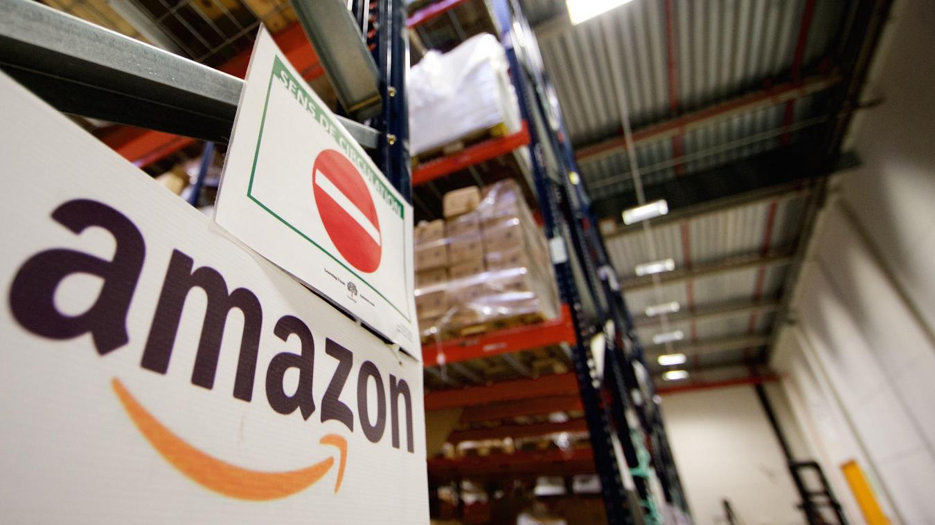 Amazon cesse la livraison de commandes
