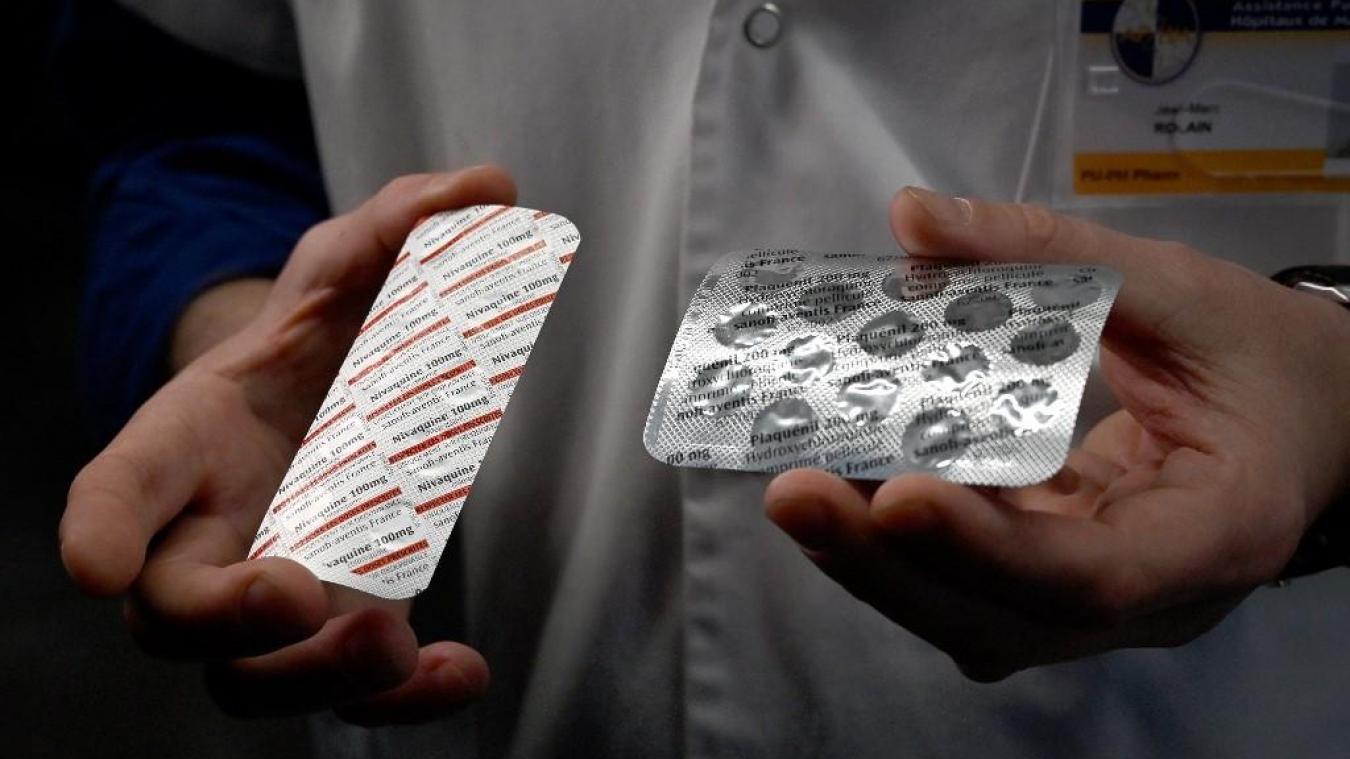 La chloroquine réservée à des cas particuliers, dit Véran Reuters