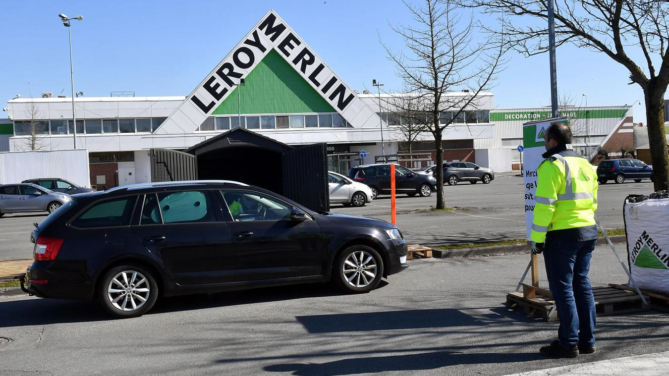 leroy merlin faches thumesnil drive
