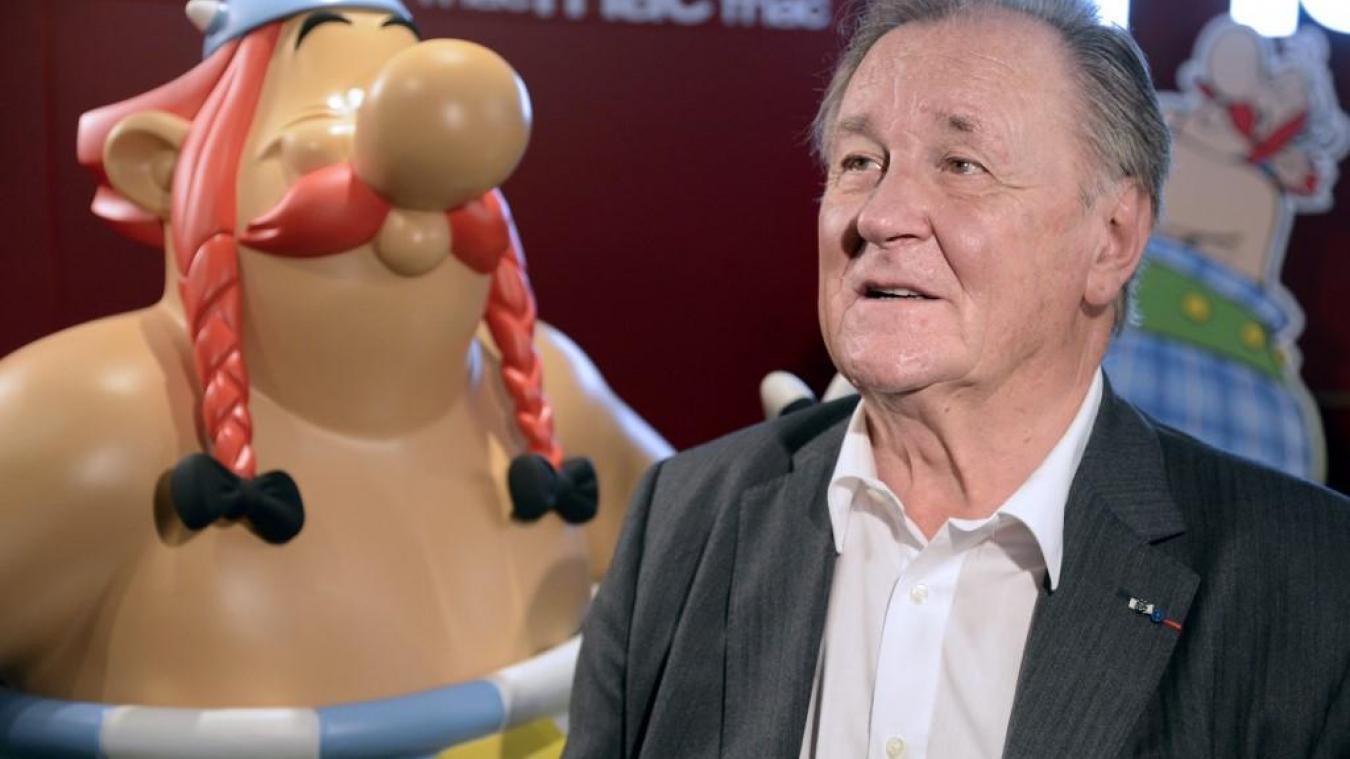 Albert Uderzo, dessinateur d'Astérix et amoureux de Ferrari, est décédé
