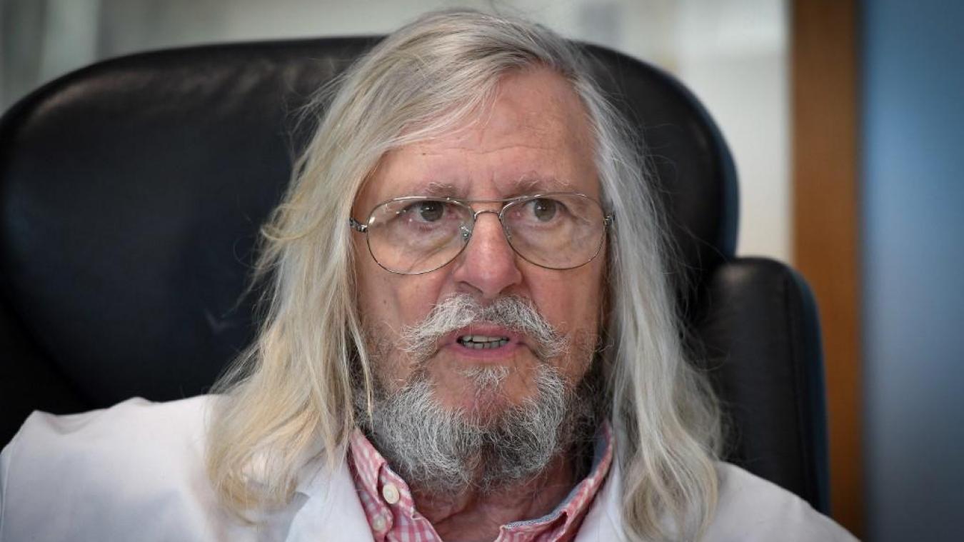 Le professeur Raoult a publié une deuxième étude — Chloroquine