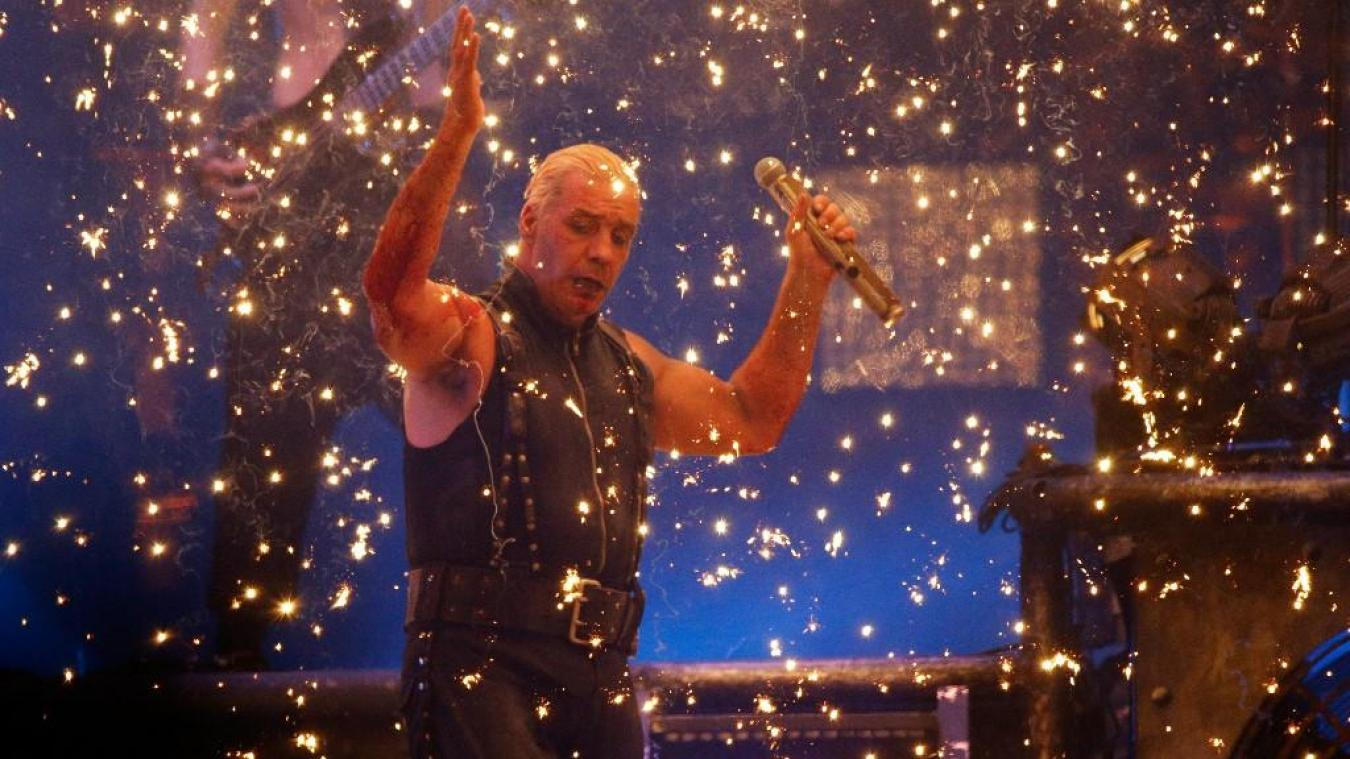 Coronavirus: le chanteur du groupe Rammstein actuellement en soins intensifs