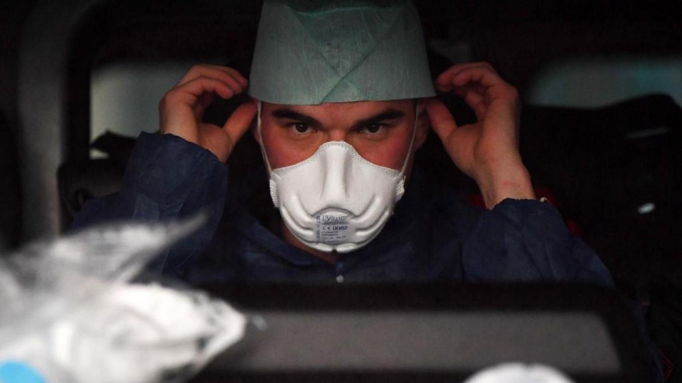 Un nouvel arrivage de masques attendu à l'aéroport de Paris-Vatry — Coronavirus