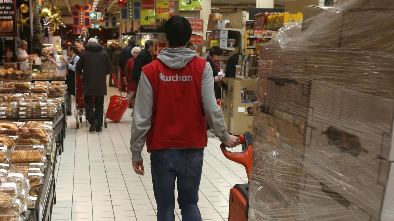 Coronavirus Une Prime De 1000 Euros Pour 65 000 Salaries D Auchan