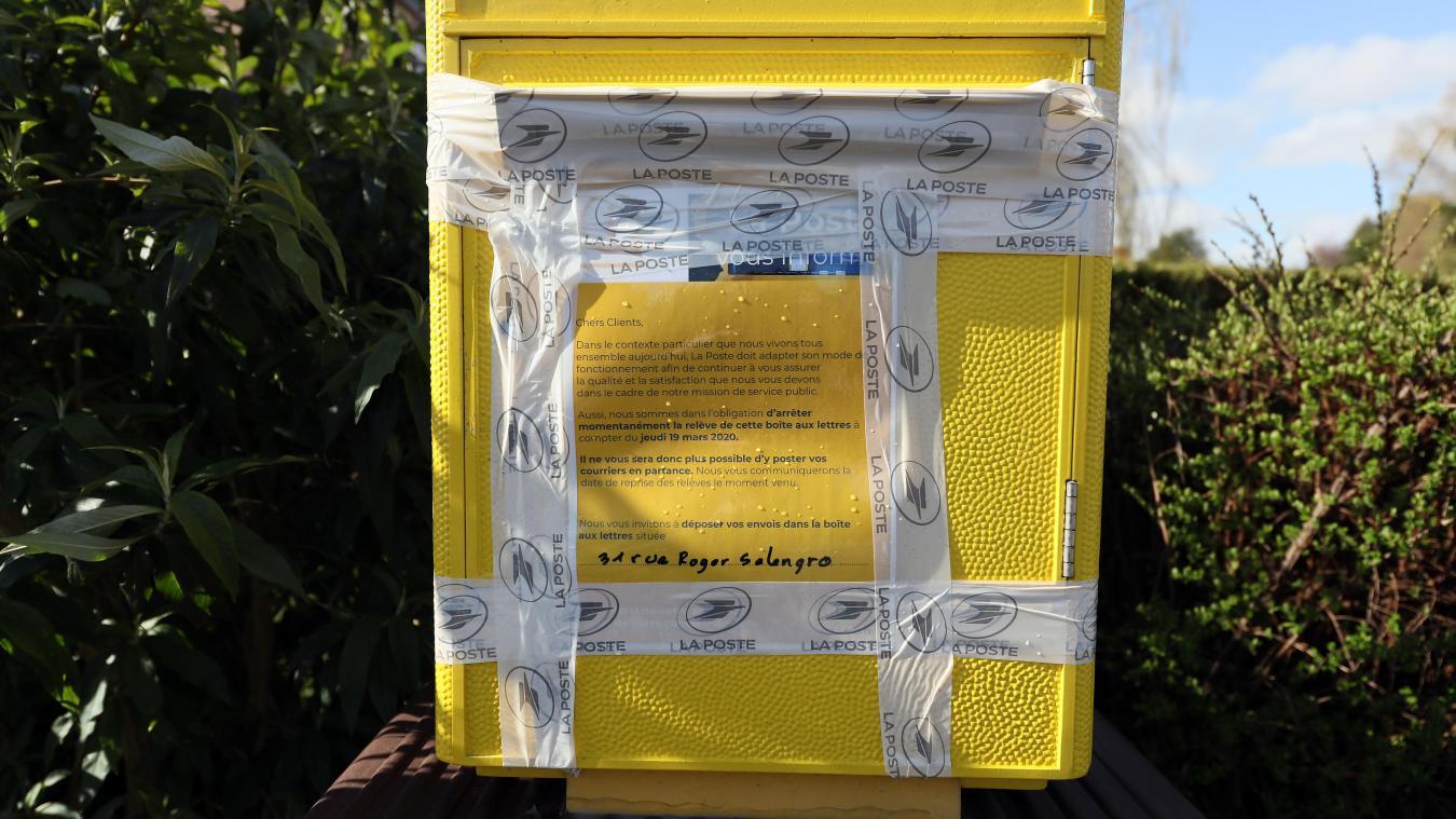 La Poste renforce son organisation pour distribuer plus de courrier — Coronavirus