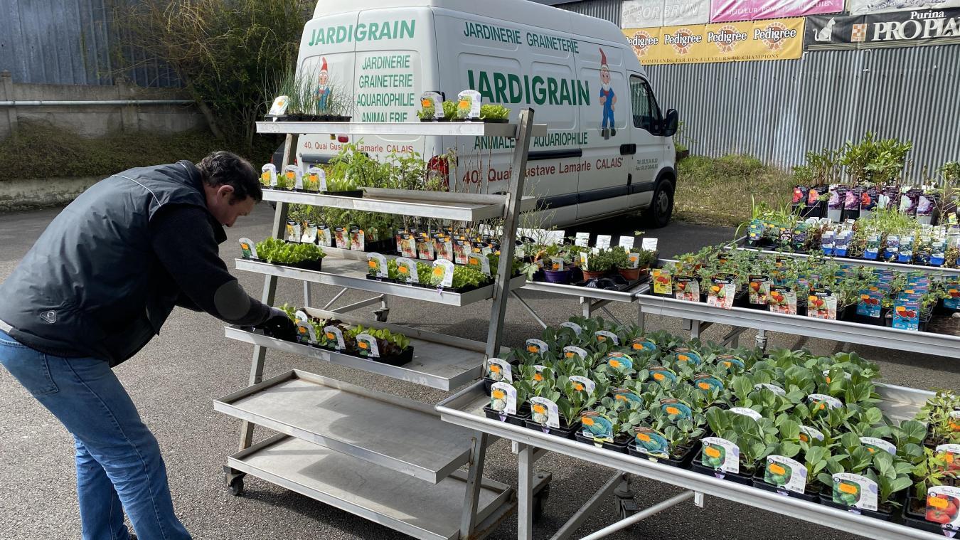 Confinement Les Jardineries Du Calaisis Autorisees A Vendre De