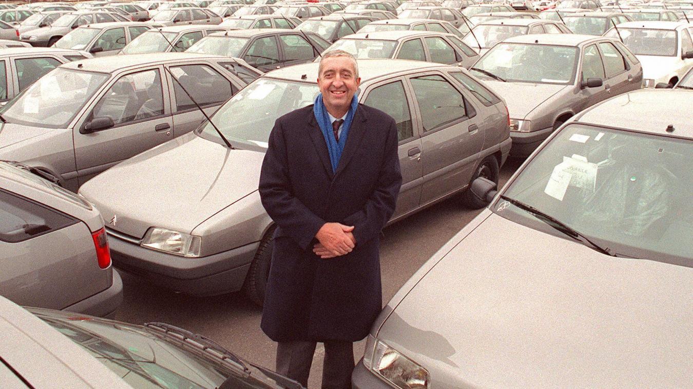 L'ancien patron du groupe, Jacques Calvet, est décédé — PSA Peugeot-Citroën