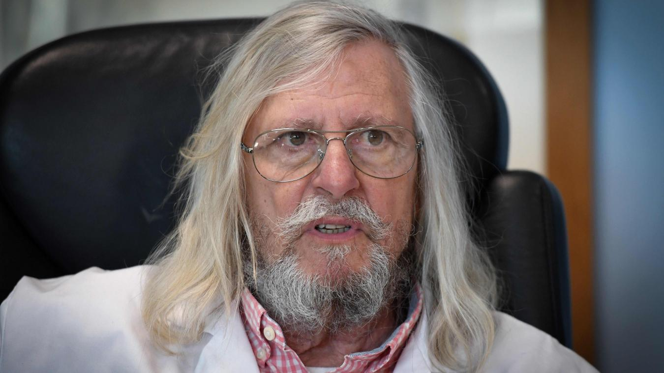 Chloroquine: Didier Raoult publie de nouveaux résultats sur plus ...