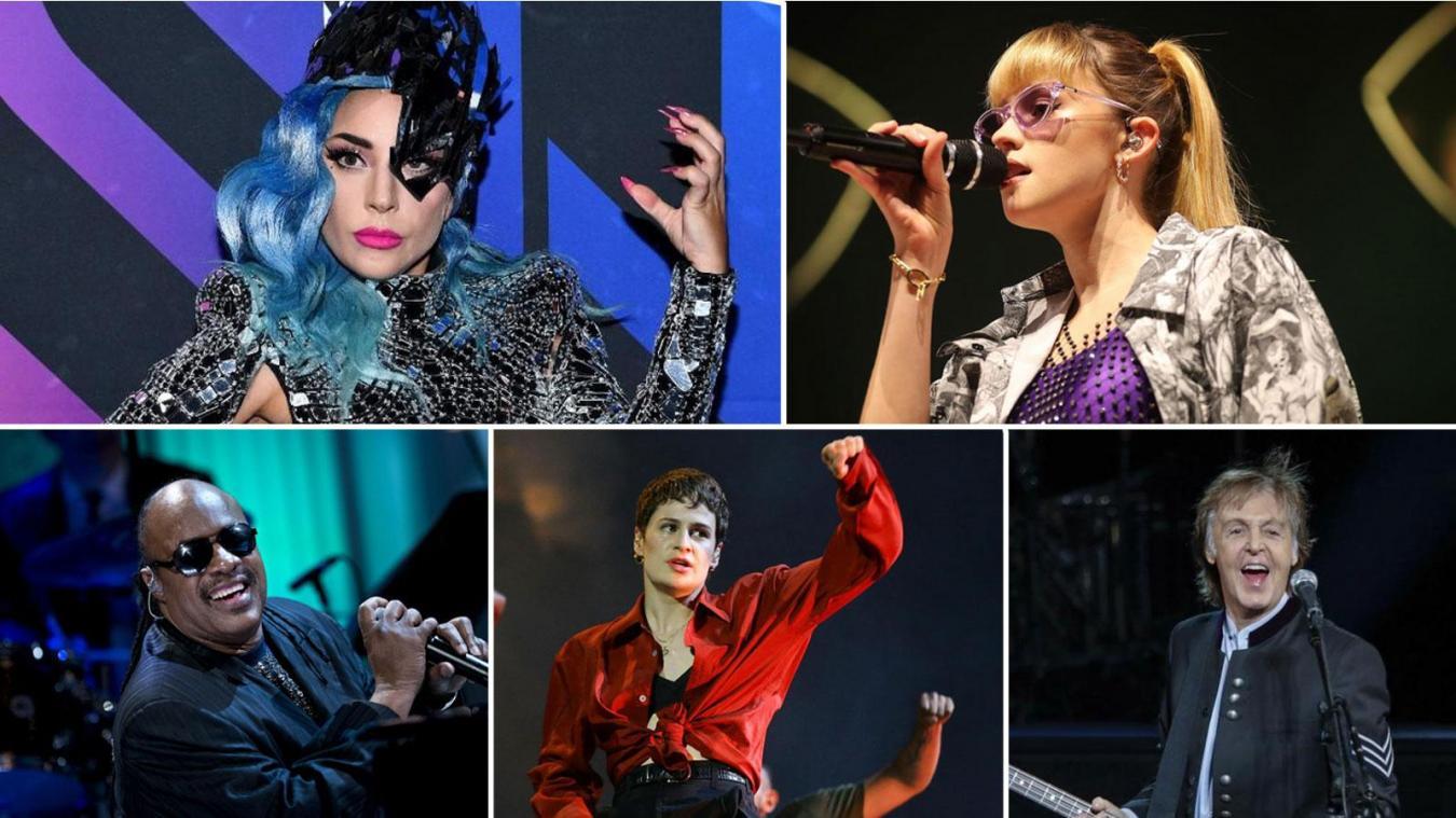 Près de 21 millions d'Américains ont suivi le concert de Lady Gaga