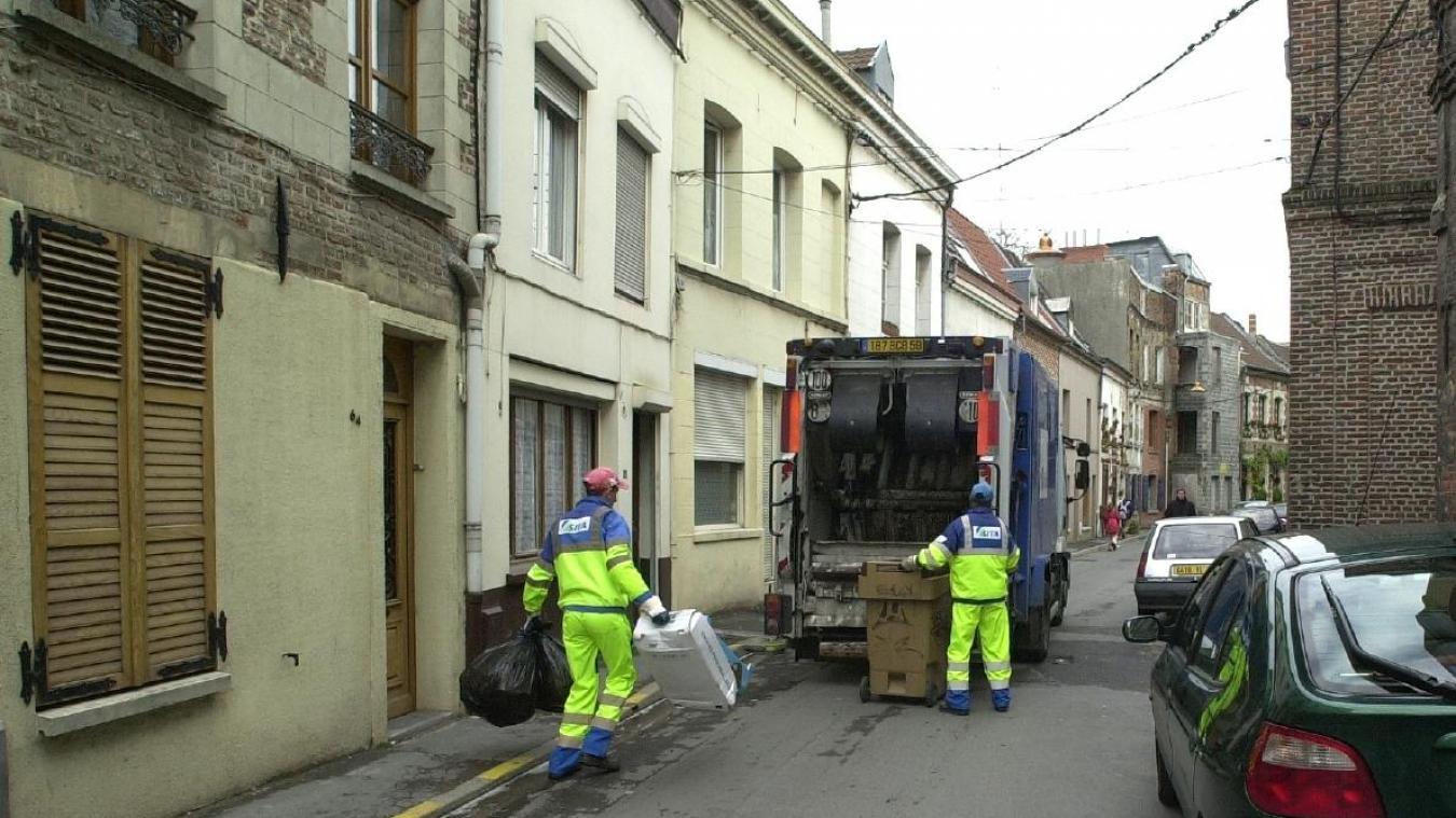 Direct – coronavirus: encombrants, la Porte du Hainaut relance la
