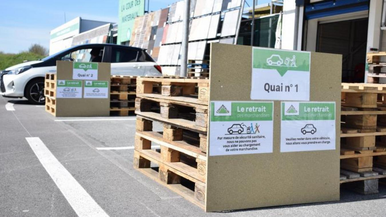 Calais Leroy Merlin Va Rouvrir Ses Portes Lundi