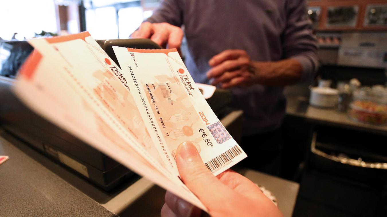 Les tickets restos bientôt déplafonnés à 95€ pour les courses — Coronavirus