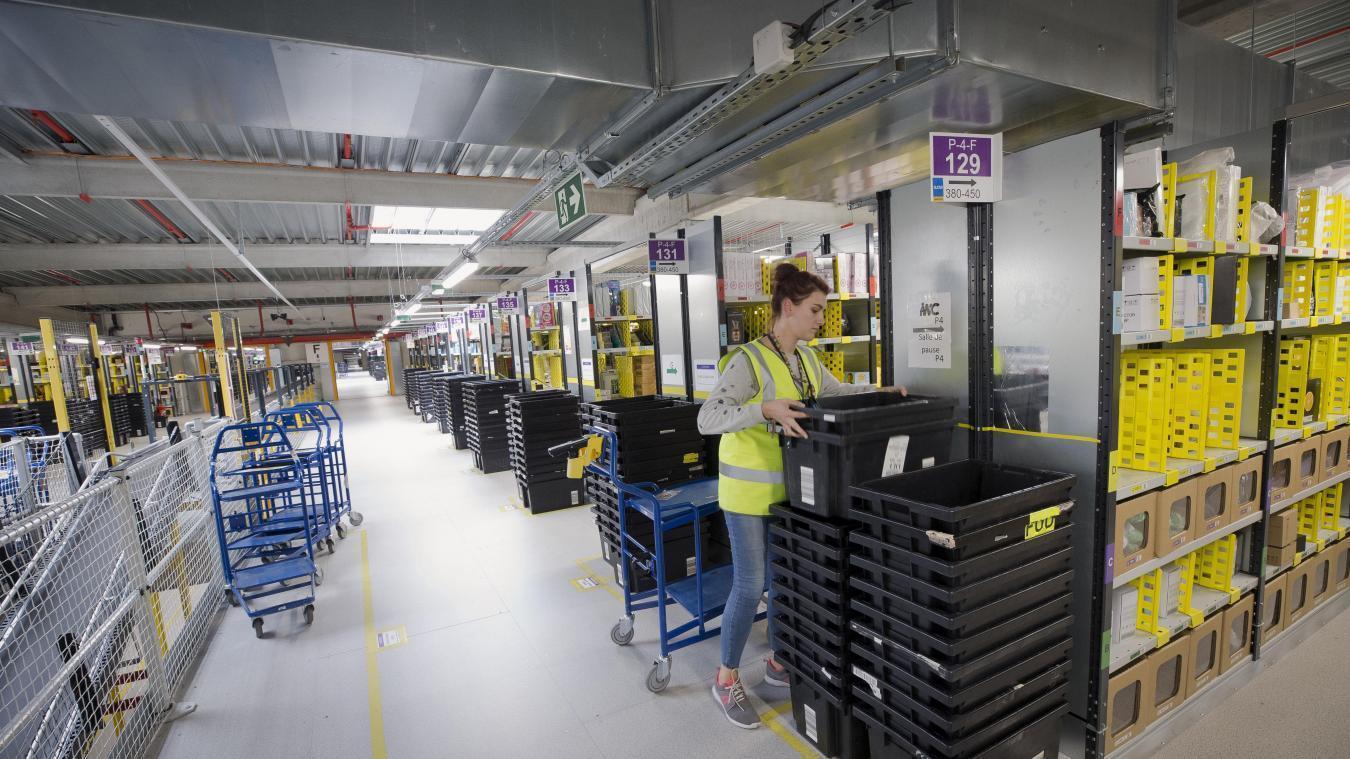 Restriction d'activité assouplie, mais évaluation des risques maintenue — Amazon