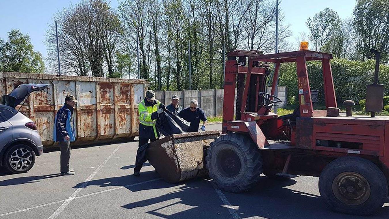 Agglomération Lens Liévin : la collecte des déchets verts reprend