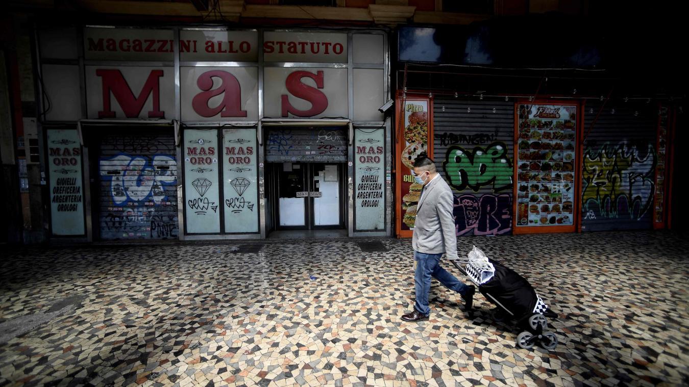 Coronavirus, Italie ferme le trafic aérien: mais des passagers en provenance de Chine ont atterri à Rome et Milan