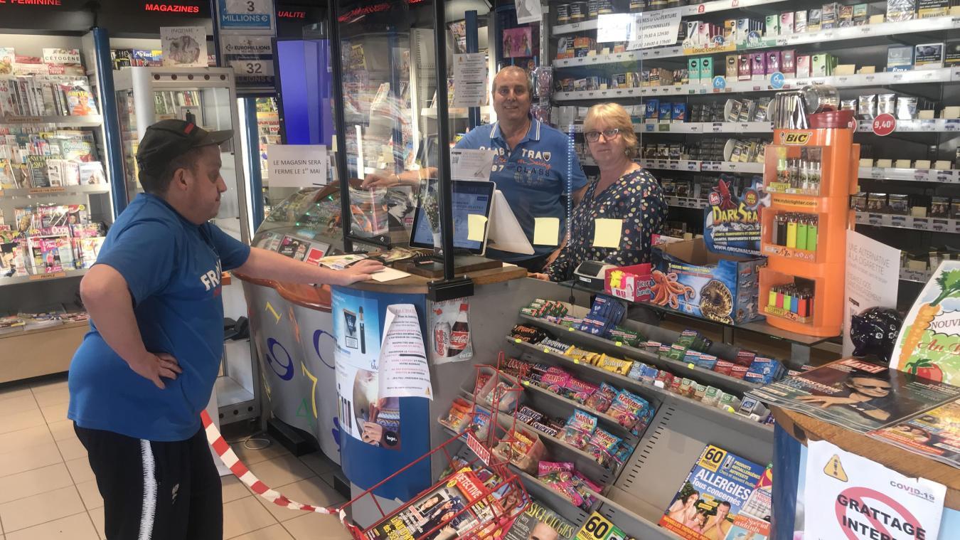 La Vente De Tabac Multipliee Par Dix A Bailleul Le Magasin Du Seau En Belgique Ouvert