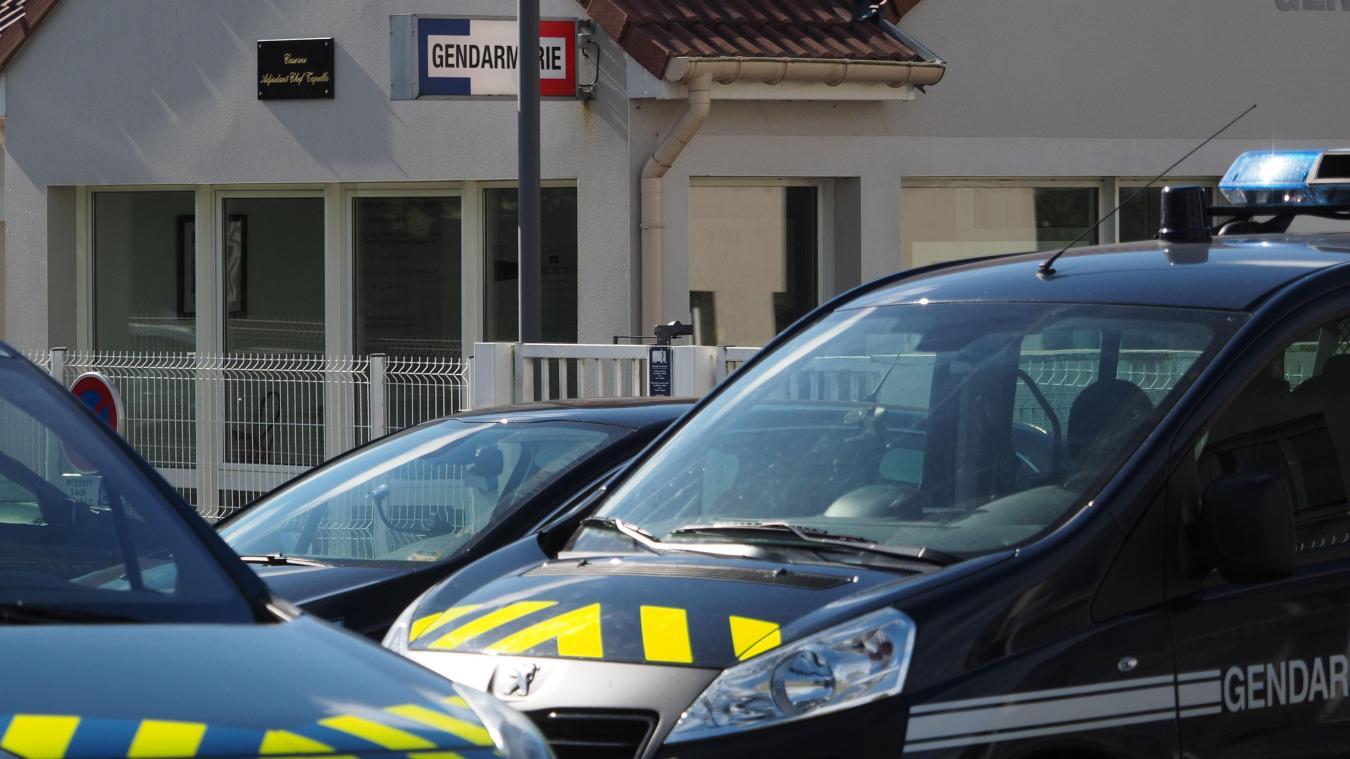 Une gendarmerie du Pas-de-Calais a été un foyer de contamination du Covid-19 en avril. PHOTO CHRISTOPE LEFEBVRE