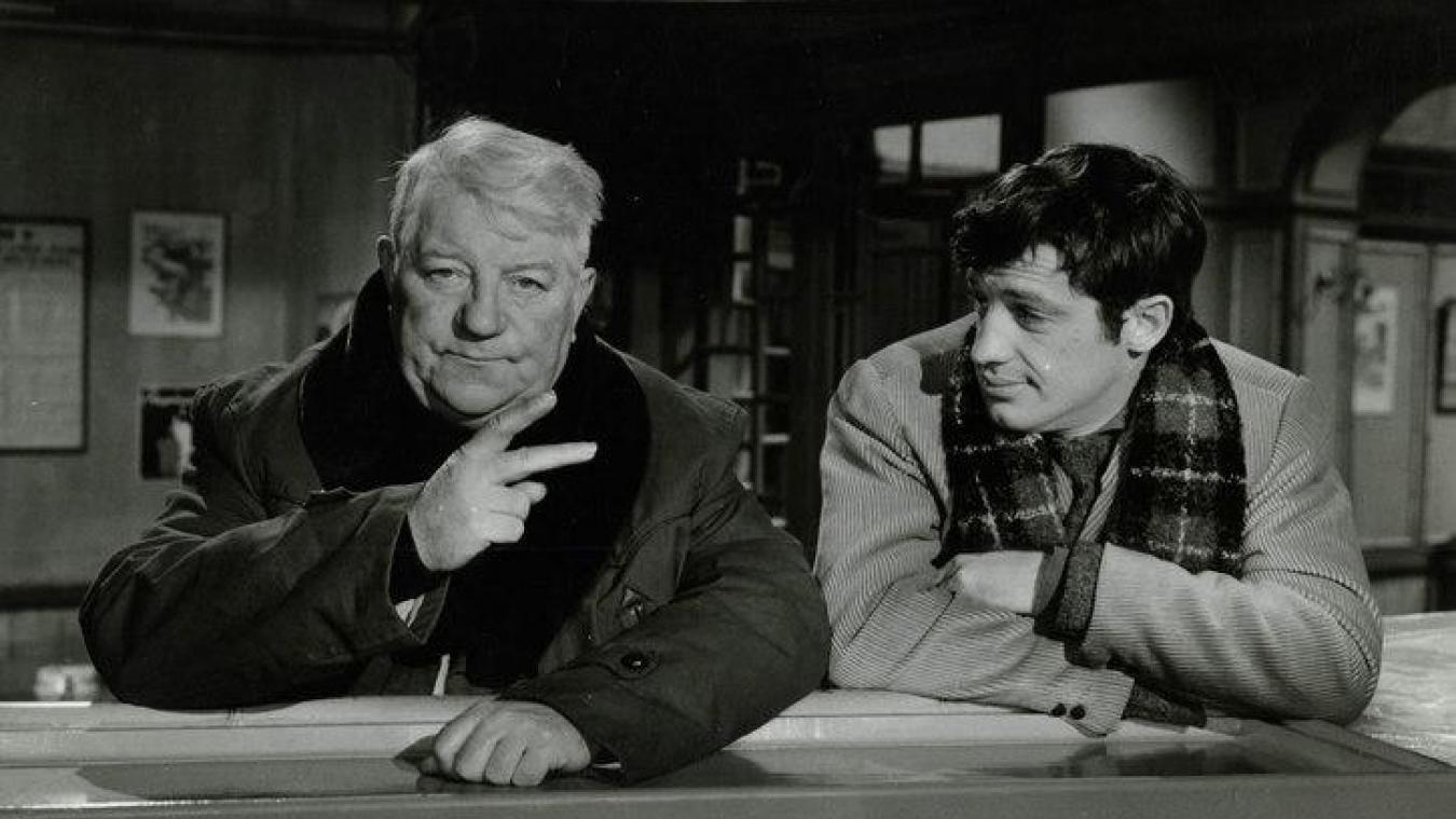 Notre conseil télé : «Un Singe en hiver», dernière tournée avec Jean Gabin